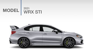 homepage tile video photo for 2021 Subaru WRX STI | Trim Review