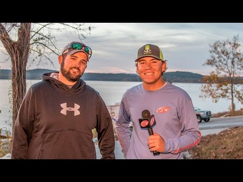 Costa FLW Series Championshp | Practice Report from Table Rock