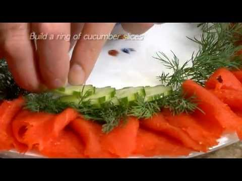 seabear serving smoked salmon in style wild salmon youtube. Black Bedroom Furniture Sets. Home Design Ideas