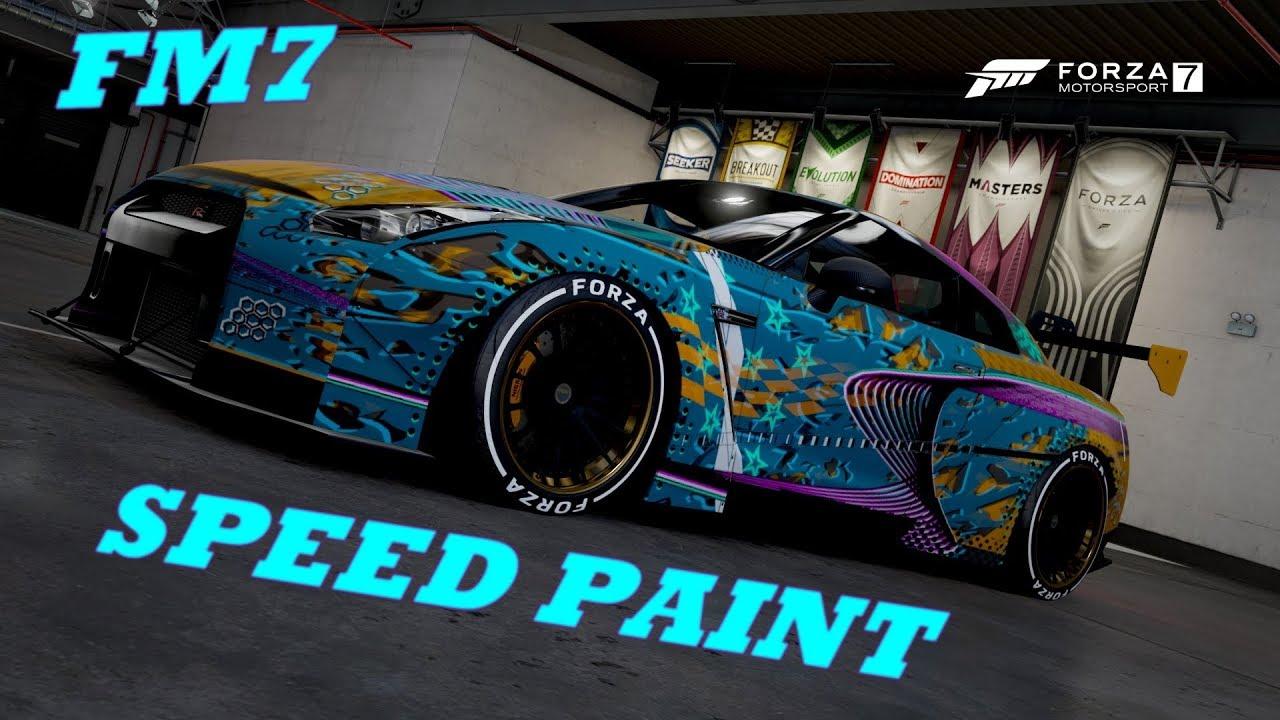 Forza Horizon  Make Paint Jobs