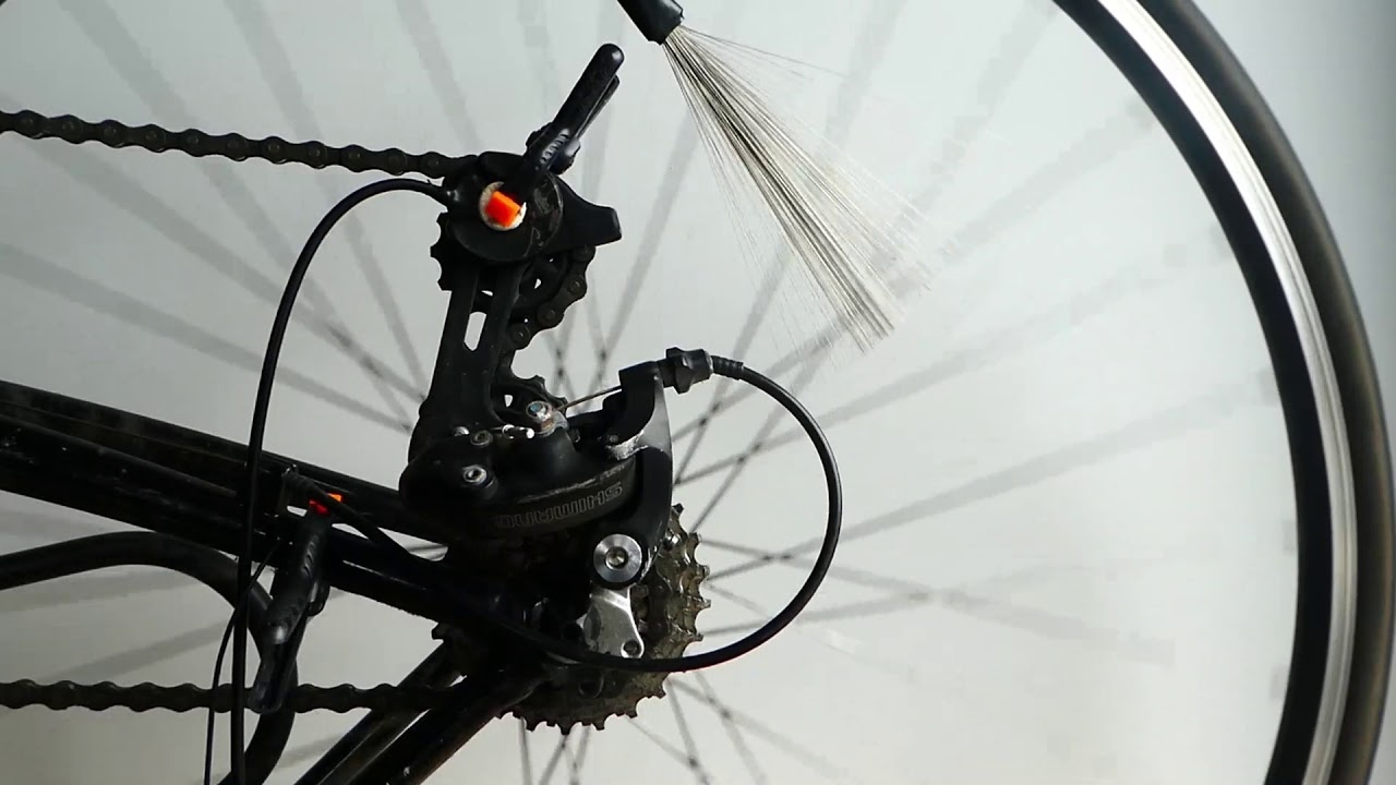 Bicycle as Instrument - experiment 2