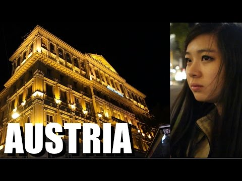 My Favorite City in Europe: Vienna - AUSTRIA 2016 TRAVEL
