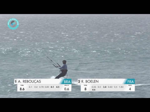 LIVESTREAM - GKA Kite-Surf World Cup Cabo Verde 2019 - DAY 1