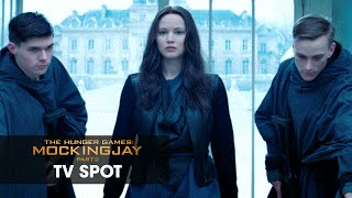 "The Hunger Games: Mockingjay Part 2 Official TV Spot – ""Spectacle"""