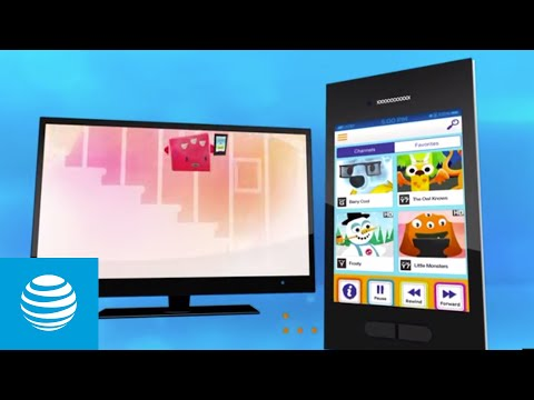 U-verse Enabled Apps – AT&T U-verse | AT&T