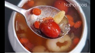 Chè dưỡng nhan phiên bản Việt Nam, vừa quen vừa lạ, cực thanh mát cho ngày hè    Natha Food