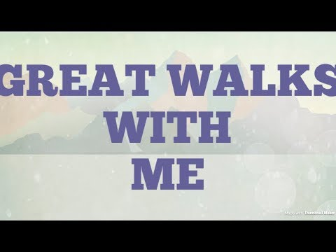 GREAT WALKS WITH ME-MOTHER NEFF NATIONAL STATE PARK