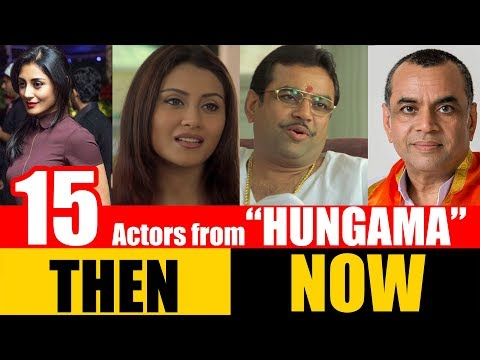 "15 Bollywood Actors From ""HUNGAMA"" 2003 