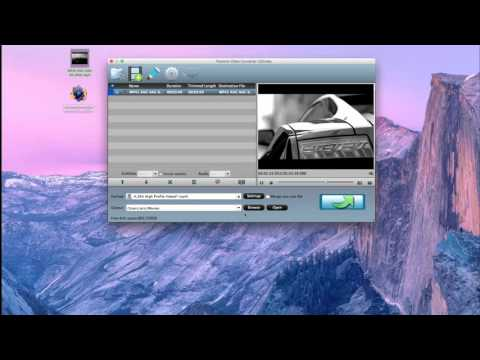 How To Playback Different MP4 Videos On El Capitan