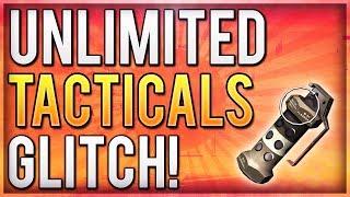 COD Ghosts Glitches: Unlimited Tactical Equipment Glitch! (Funny Trolling Glitch!)