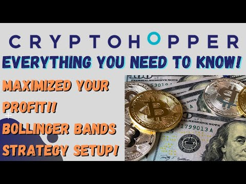 Cryptohopper Crypto Bot: Learn how to configure a profitable Strategy!