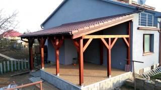 Výstavba záhradnej terasy/Kamenný koberec Topstone