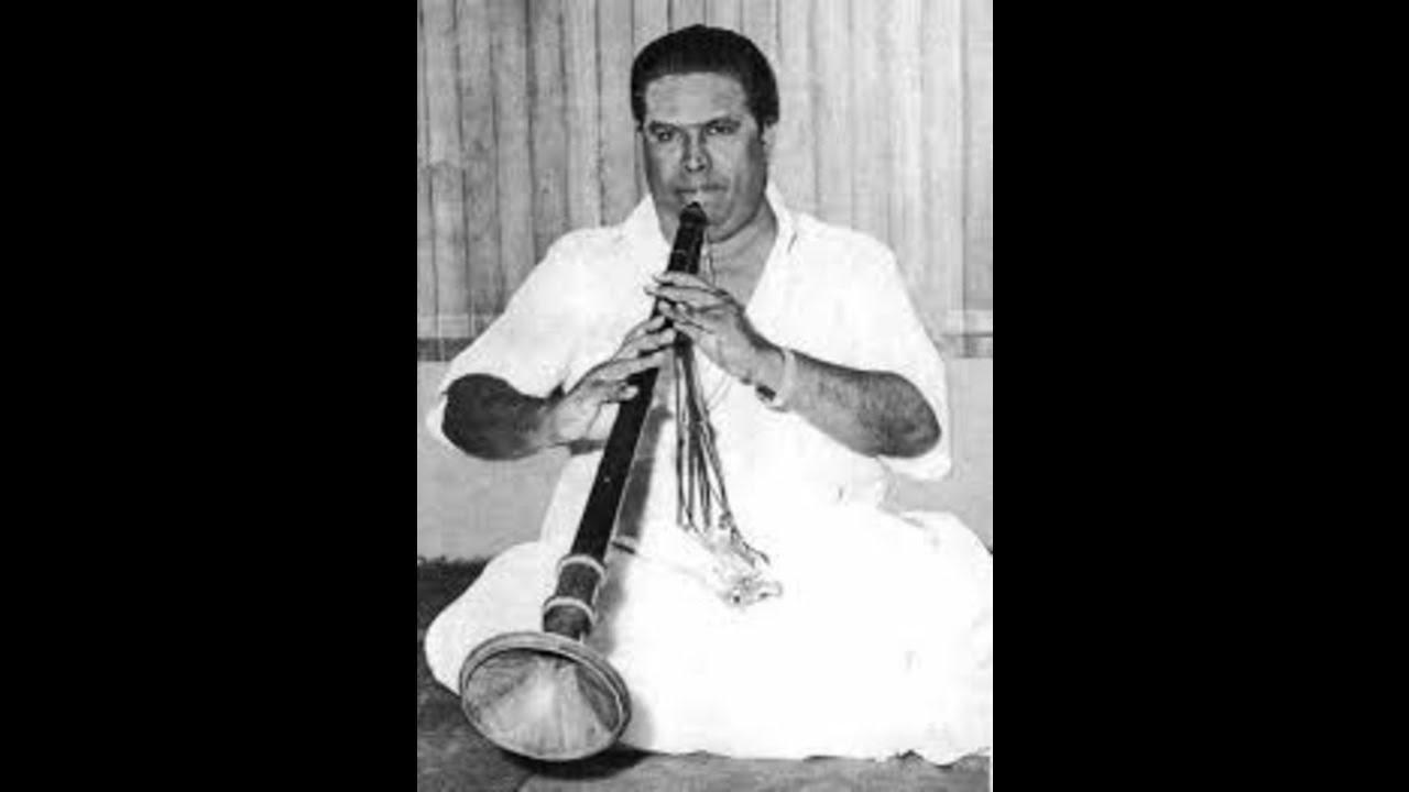 Namagiripettai Krishnan-Nadaswaram-marivEre_gati_evarammA-Anandabhairavi
