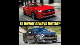 2018 Mustang GT vs 2015 Mustang GT - Should You Buy? An Owners Perspective.