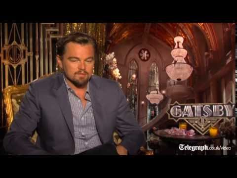 DiCaprio on the magic of Gatsby