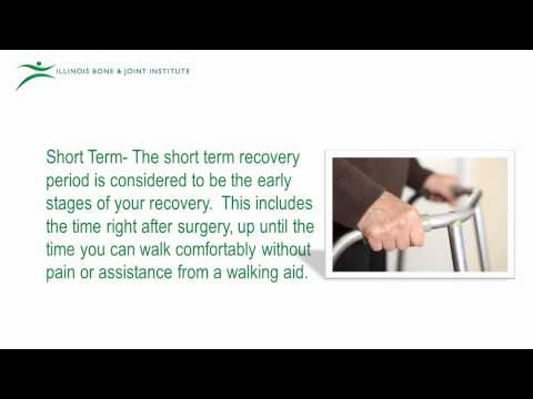 Hip Surgery Recovery How Long Does It Take To Recover
