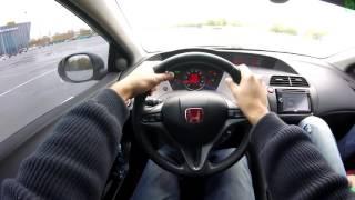 Honda Civic Type-R - ВТЭЭЭЭК! (Мнение Владельца)(После поездки на Хонде с втеком, я понял, что нужно учить новые слова восторга! Их решительно не хватает!, 2016-10-01T05:00:00.000Z)
