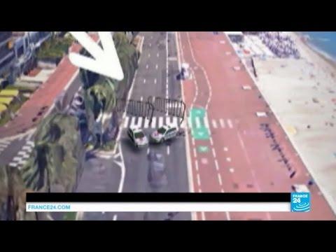 Attentat de Nice : une seule voiture de police barrait l'accès à la Promenade des Anglais
