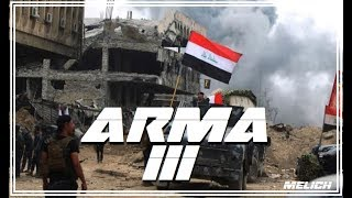 ARMA 3 : Iraqi SOF Give The Final Push !!