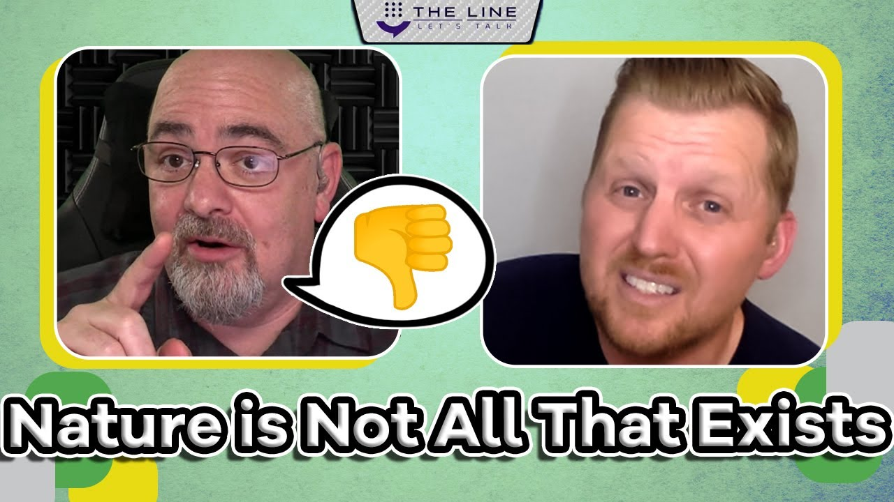 The Non-Natural Is Real!! (You Mean the Supernatural?) |Charlie-TX| #TheHangUp w/ @Matt Dillahunty