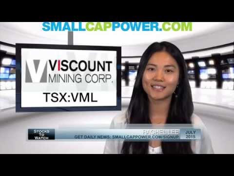 Viscount Mining Corp.'s (TSXV: VML) property has more than 20 past producing mines