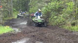 Modded 1000 and 700 MudPros Shredding the Skeg
