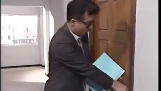 Japanese funny Office prank