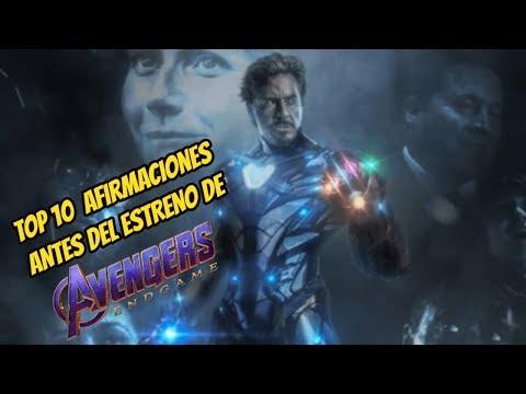 Avengers Endgame Trailer 'Secretos y Curiosidades que Nadie Notó'
