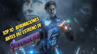 Avengers Endgame Trailer \