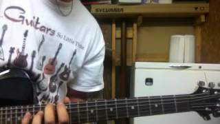 """How To Play - """"Aerials"""" By System Of A Down Guitar Lesson (Tabs)"""