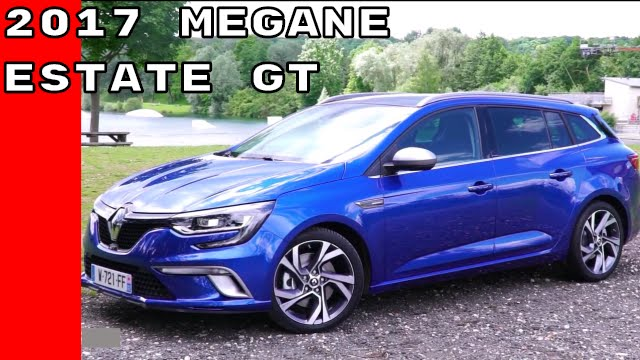 2017 renault megane estate gt test drive and interior youtube. Black Bedroom Furniture Sets. Home Design Ideas