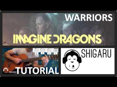 "Guitar tahm kench guitar tabs : Cómo tocar ""Warriors"" de Imagine Dragons (League of Legends ..."