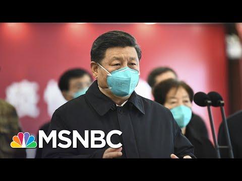 Trump Antagonism Of China Could Hurt Coronavirus Cooperation | Rachel Maddow | MSNBC