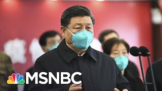 Trump Antagonism Of China Could Hurt Coronavirus Cooperation | Rachel Maddow | MSNBC