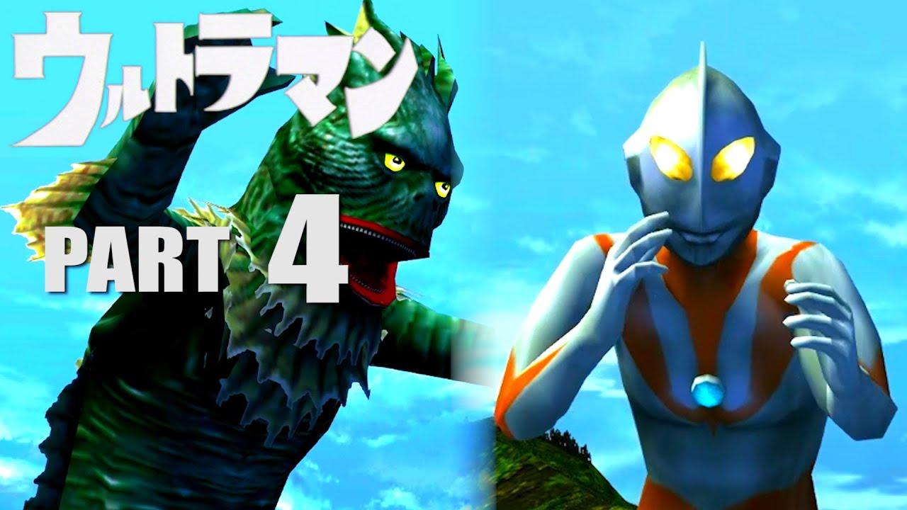 Ultraman Game Online Free