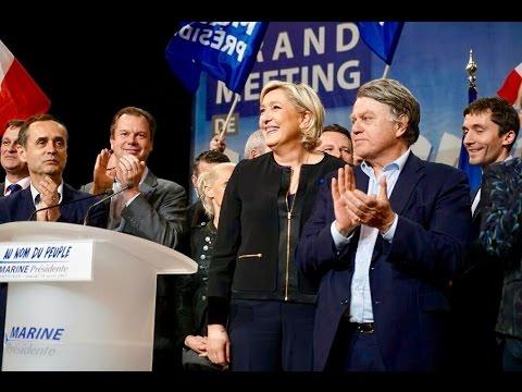 Meeting de Marine Le Pen à Perpignan (15/04/2017) | Marine 2017