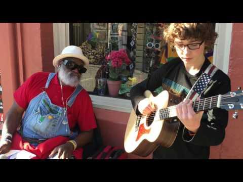Grandpa Elliott   New Orleans