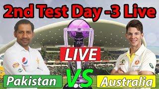 Live: Pakistan vs Australia, 2nd Test, Day 3 ,Cricket Score, & Commentary