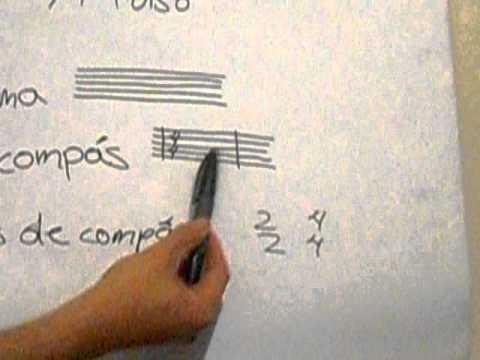 Conceptos básicos de teoria musical  (AMI)