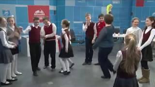 """Фрагмент """"Открытого урока с Просвещением"""" №59. Музыка"""