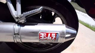 2007 Ninja 250 Yoshimura exhaust,
