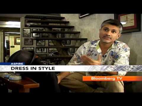 Aspire On Bloomberg TV India - Winter Style!
