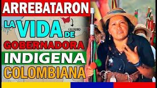ARREBATAN LA  VIDA A LIDER SOCIAL EN COLOMBIA #lidersocial #colombia #duque