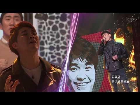노래싸움 승부 - [20회 예고] KCM vs 이혁 '내가 저지른 사랑' 소름 돋도록 올라가는 고음!!
