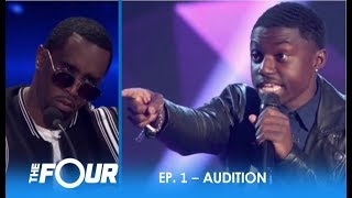 "Download Quinton Ellis: This Talented Kid Reminds ""Diddy"" Of a Young Usher! 