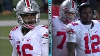Ohio State vs Rutgers Full Game 24/10/2015 College Football