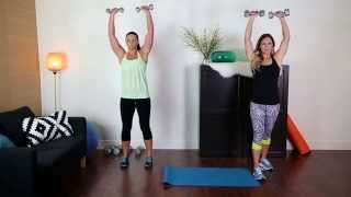 week 9 workout 2 idealshape up challenge 12 weeks of free fat burning workouts