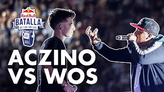 WOS vs ACZINO | Final: Final Internacional 2018