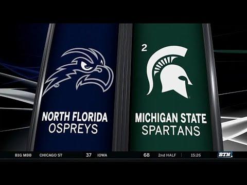 North Florida at Michigan State - Men