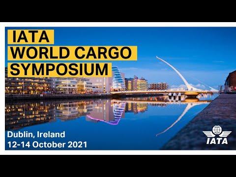 Brendan Sullivan on IATA World Cargo Symposium